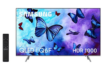 "TV QLED 49"" - Samsung 49Q6FN 2018 4K UHD, HDR 1000, Smart TV, Quantum Dot"