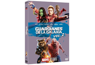 Los Guardianes de la Galaxia Vol. 2 - DVD