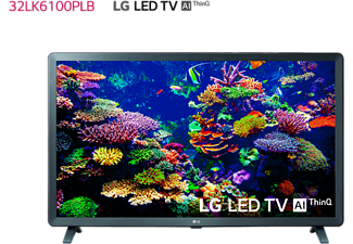 "TV LED 32"" - LG 32LK6100PLB, Full HD, HDR, AI Smart TV ThinQ webOS 4.0, Procesador QuadCore"
