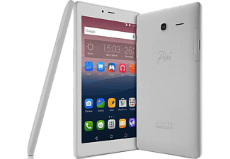 "Tablet - Alcatel Pixi 4, 7"", 8 GB, 2 MP, Blanco"