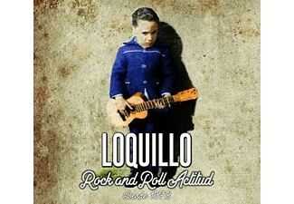 Loquillo - Rock and Roll Actitud - CD