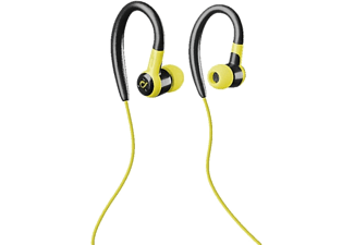 Auriculares - Cellular Line Sport Lime Outdoor Bow