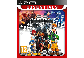 PS3 Kingdom Hearts HD 1.5 ReMIX - Essentials
