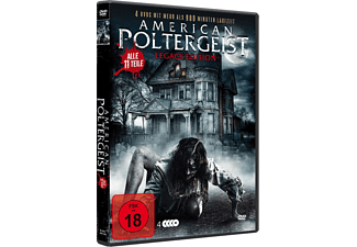 Poltergeist 1-11 Legacy Box-Edition (4 DVDS) - (DVD)