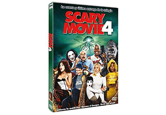Divisa Red, S.A. Scary Movie 4- Dvd