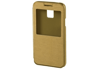 Funda libro - Hama WINDOW, cobre, para Samsung Galaxy S5