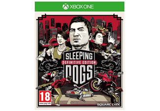 Xbox One Sleeping Dogs: Definitive Edition