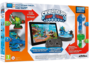 Skylanders: Trap Team - Starter Pack, Tablet Apple/ Kindle Fire/ Google Nexus/ Samsung Galaxy