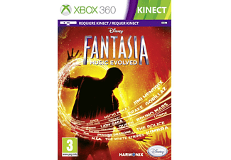 Xbox 360 Fantasia: Music Evolved