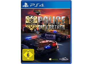 City Patrol The Simulation - PlayStation 4