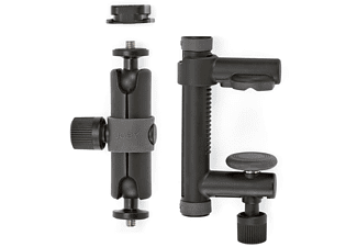 Accesorio flash - Joby JB01312-BWW Flash Clamp & Locking Arm, Pinza y brazo de bloqueo