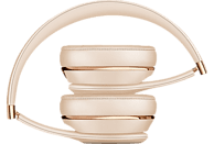 BEATS Solo3, On-ear Kopfhörer Bluetooth Satin Gold