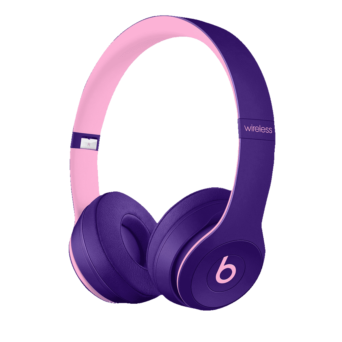 BEATS Solo3, On-ear Kopfhörer, Headsetfunktion, Bluetooth, Lila/Pink