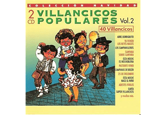 Villancicos populares - CD, Volumen 2