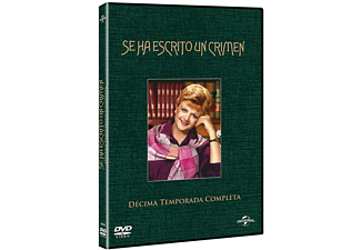 Tv Se Ha Escrito Crimen T10 (Rpk13)(Dvd)