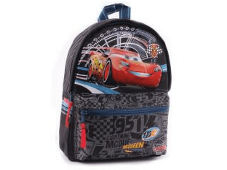 Cars 3 - Fast as Lightning (kl. Frontfach) Rucksack