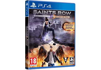 PS4 Saints Row IV: Re-elected & Gat Out of Hell