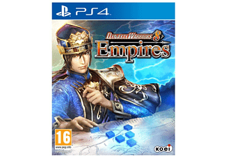 PS4 Dynasty Warriors 8: Empires