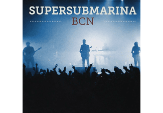 Supersubmarina - Bcn - 2 Cd's + Dvd
