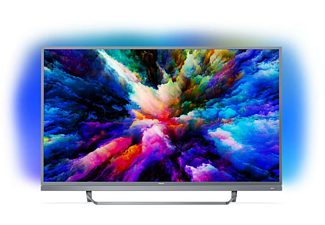 "TV LED 55""-Philips 55PUS7503/12, UHD 4K, Ambilight 3 lados, P5, HDR Plus, Quad Core, Pixel Precise"