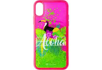 Funda - Stardust Aloha, iPhone X, Rosa