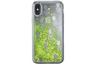 Carcasa - Cellularline Stardust Pine, Para iPhone X