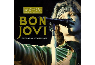 Bon Jovi - The Radio Recordings - CD