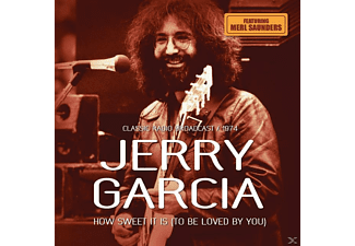 Jerry Garcia - How Sweet It Is (To Be Loved By You) - CD