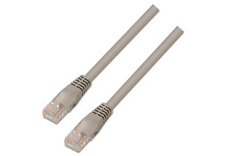 Cable de red - Nanocable, RJ45, Cat.5e UTP, AWG24, 25cm