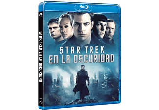 Star Trek En La Oscuridad - Bluray