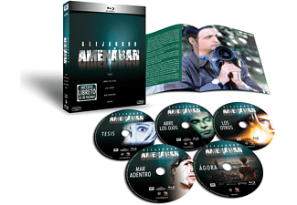 Pack Alejandro Amenábar - Bluray + Libro