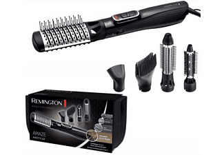 Moldeador - Remington AS1220 Potencia 1200W, 3 temperaturas, Varios accesorios incluidos
