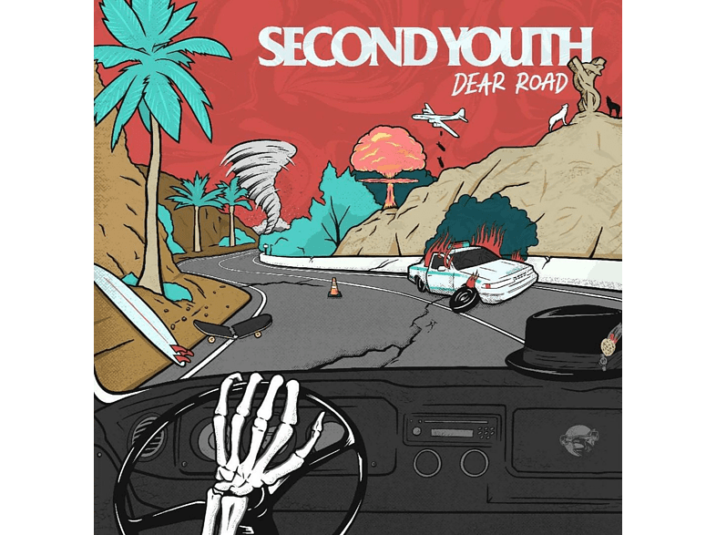 Second Youth - Dear Road (Standard Vinyl) [Vinyl]