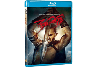 300 El Origen de un Imperio - Bluray