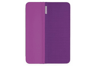 Funda para iPad Air 2 - Logitech AnyAngle, violeta, soporte multi-ángulo