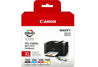 CANON PGI-1500XL BK/C/M/Y MULTI BLISTERED