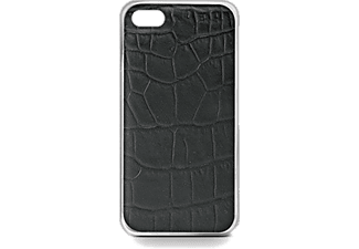 CELLY Funda carcasa para Apple iPhone 6 - Celly, cocodrilo, negra