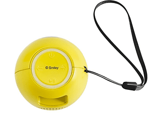 BIG BEN Altavoz inalámbrico - Big Ben BT 15 Smiley Wink, 3 W, Bluetooth, USB