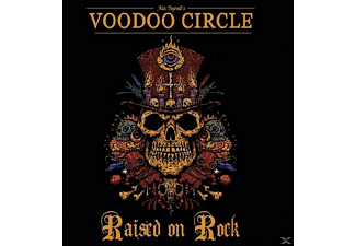 Voodoo Circle - Raised On Rock - CD