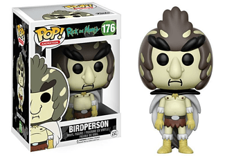 Figura - Funko POP!, Birdperson, Rick & Morty