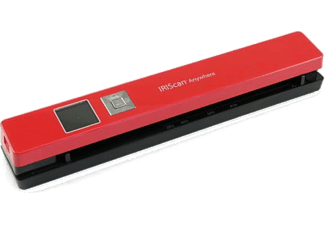 Scanner portátil - IRIScan Anywhere 5, Rojo