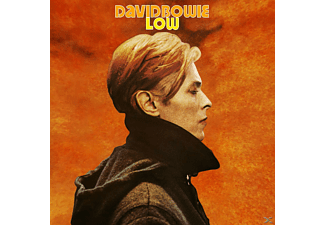 CD - David Bowie, Low (2017 Remastered Version)