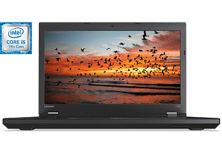 "Portátil - Lenovo ThinkPad L570, 15.6"", i5-7200U, 8GB de RAM, 500 GB HDD, HD Graphics 620, Windows"