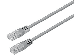 Cable de red - Nanocable, RJ45, CAT.6, UTP, AWG24, 10m