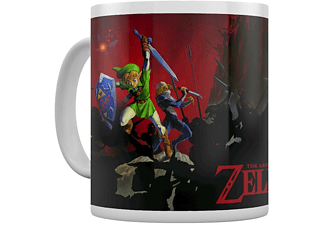 Taza - Sherwood The Legend of Zelda: Heat Changing