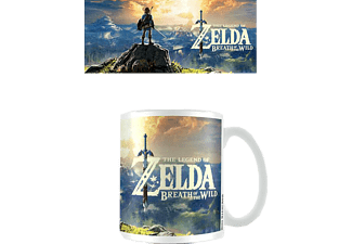Taza - The Legend of Zelda: Breath of the Wild Sunset
