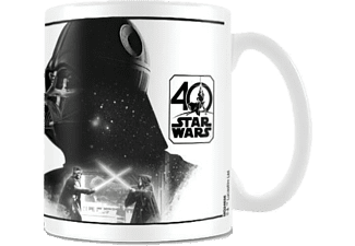 Taza - Sherwood, Darth Vader, Star Wars 40th Anniversary