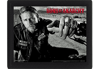 Póster 3D - Pyramid Sons of Anarchy, Jackson