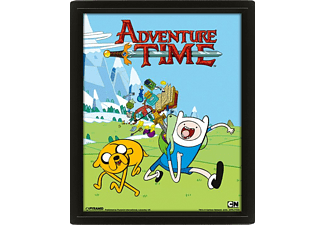 Póster 3D - Pyramid International, Goodies, Adventure Time