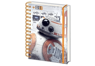 Libreta - Pyramid International BB-8, Star Wars Ep8, DIN A5